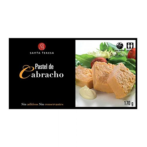 Pastel de Cabracho Santa Teresa 170 g