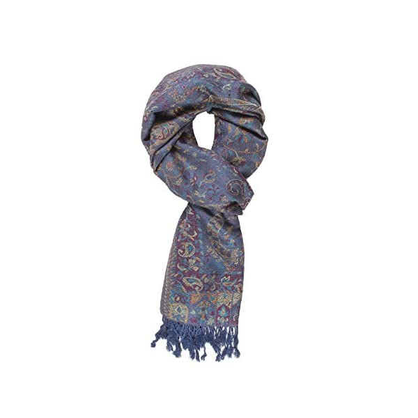Scarf for Women Spanish Design Elegant Long Shawl Scarves for Spring Fall