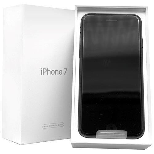 Apple iPhone 7, Smartphone 32 GB, Argento (Generalüberholt)