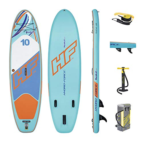 Bestway 65312 | Hydro-Force - Tavola da SUP Huaka'I Tech, 305X84X15 cm