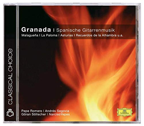 Granada - Spanische Gitarrenmusik (Classical Choice)