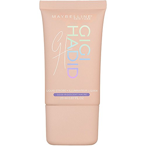 Maybelline Gigi Hadid East Coast Strobing Liquid - Iridescent 25 ml