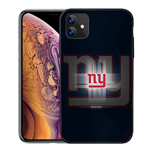 N / A iPhone 11 Pro Max Case,Shell Hard Plastic Edge Full Protective Baseball Team Cover Case (Giants-NEY-2)