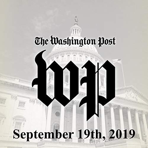 September 19, 2019 copertina