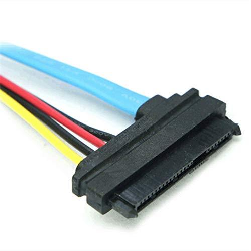 Swiftswan Gut gestaltete und haltbarer New SAS Serielle Verbindung Scsi Sff-8482 zu SATA HDD-Festplatte-Adapter-Kabel