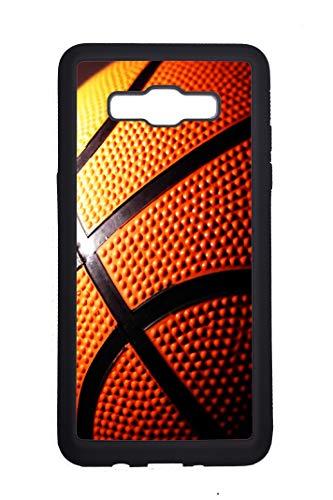 SUBLIMATION 2D - Carcasa de goma TPU con pelota de baloncesto de alta calidad para varios modelos