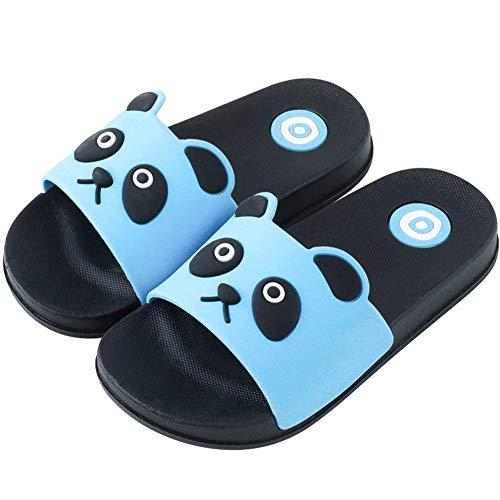 Acfoda - Zapatillas de estar por casa para niños, verano, planas, antideslizantes,...