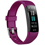 ASWEE Fitness Trackers - Activity Tracker Watch with Heart Rate Blood Pressure Sleep Monitor, Calori...