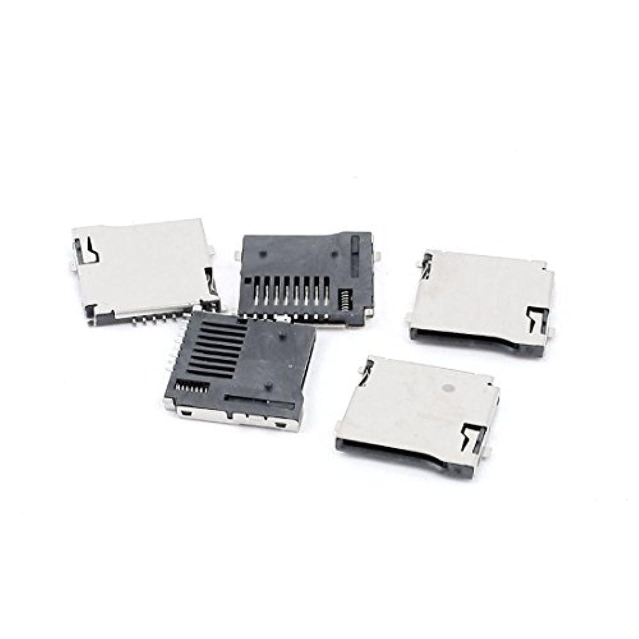 についてホラー子供時代eDealMax de Flip Type TF Micro SDスロットホルダー コネクトゥール?ド?カルテ メモア