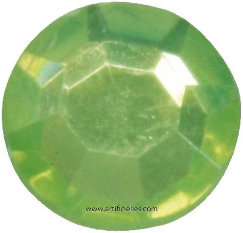Artificielles.com - Pierres de Reve x 50 Vert D 10mm - Couleur: Vert anis