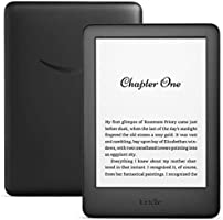 "All-New Kindle (10th Gen), 6"" Display now with Built-in Light, 8 GB, Wi-Fi, Black"