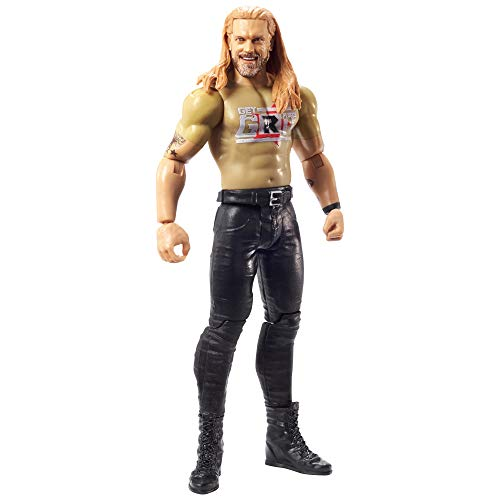 WWE Figura básica 31, muñeco articulado de juguete (Mattel GTG35)