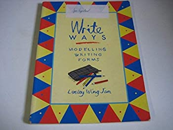 Paperback Write ways: Modelling writing forms Book