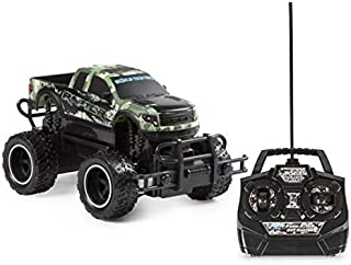 World Tech Toys Digital Camo 1:24 Licensed Ford F-150 SVT Raptor RC Truck, Camo, 7.5 x 4.75 x 4