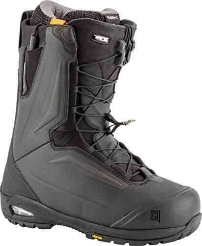 Nitro Snowboards Herren Capital TLS '19 Premium Snowboardschuhe, Black, 30.0