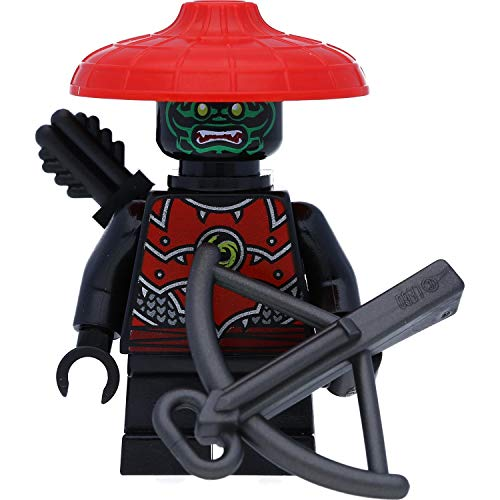 LEGO Accessories: Ninjago Stone Army Scout with Crossbow and Quiver