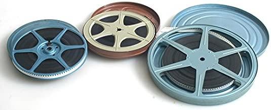 8MM Movie Film Found FOOTAGE, Set of 3