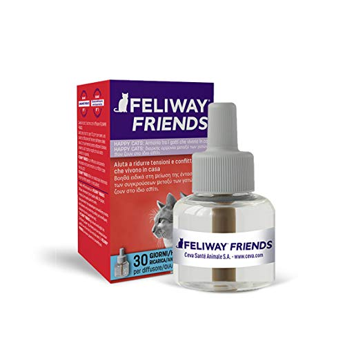 Feliway Ceva VTM47 Friends Recharge 48 ML