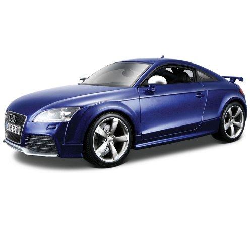 Bburago - 2043134 - Véhicule Miniature - Modèle À L'échelle - Audi Tt Rs - Bleu - Echelle 1/18