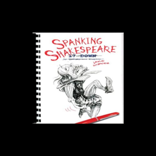 Spanking Shakespeare audiobook cover art