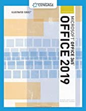 Illustrated Microsoft Office 365 & Office 2019 Introductory (MindTap Course List)