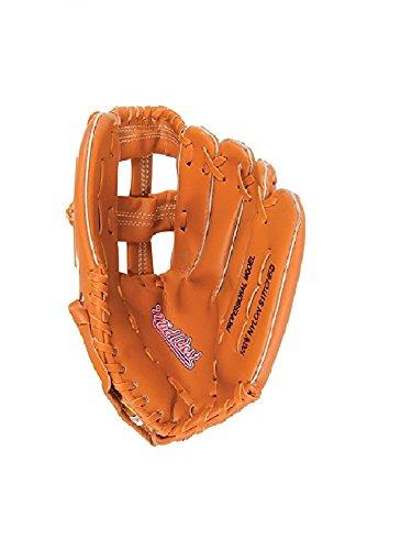 Midwest Slugger Baseball Handschuh Fanghandschuh Linke Hand Junior/Senior Braun braun 12 inch