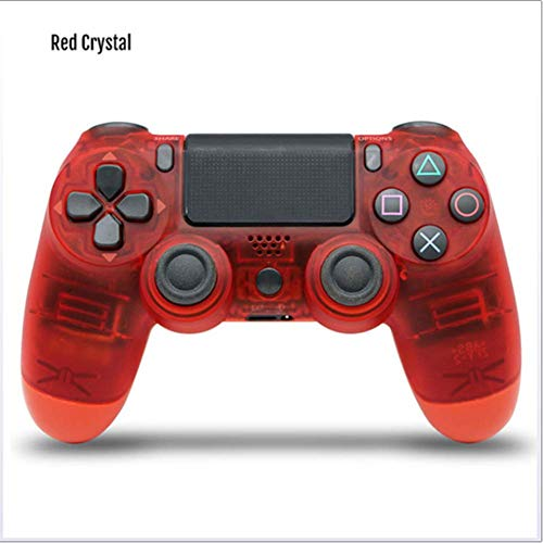 ZZS Wireless Game Controller, Ps4 Controller Controller Bluetooth 4.0 Dual-Kopf-Kopf-Griff Joystick Mando-Spiel-pad Für Das Spiel Konsole 4