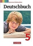 Deutschbuch 5. Schuljahr. Schülerbuch Gymnasium Niedersachsen