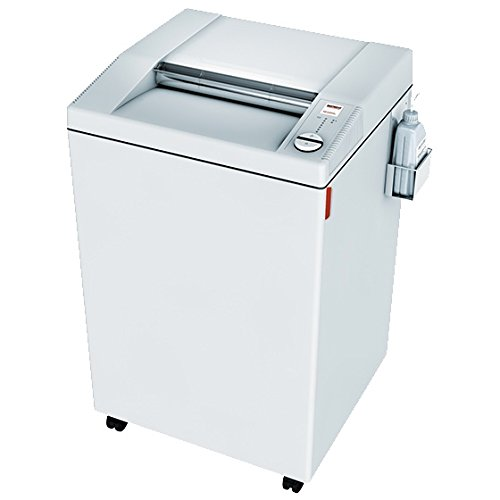 Learn More About MBM DSH0503L DESTROYIT 4005 Centralized Office Shredder, Automatic Oiler, Electroni...