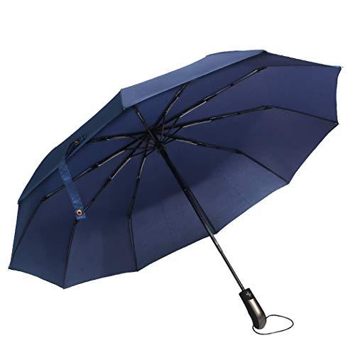 Tinyuet Paraguas Plegable Automático Antiviento