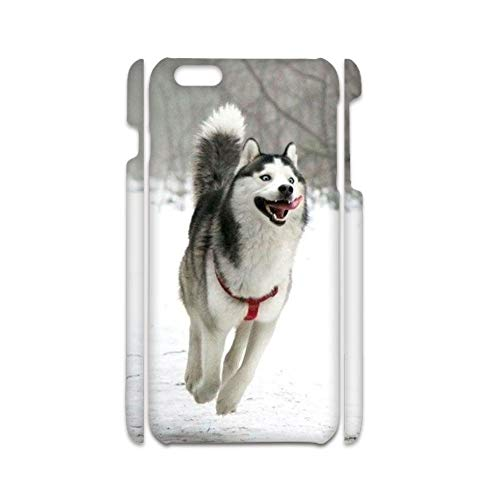 Desconocido with Siberian Husky 5 Abs Phone Shells Compatible For Apple iPhone 5 5S Se Safeguard For Man