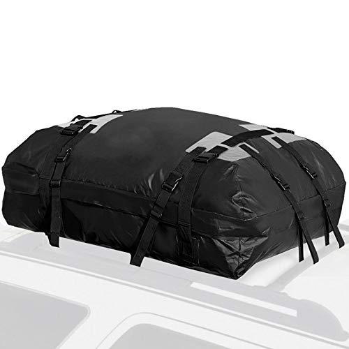 Waterdichte auto-opbergtas, toprek voor reizen, bagage, daktas, waterdicht, accessoire voor auto, reis, kofferbak