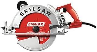 SKILSAW SPT70WM-22 10-1/4 In. Magnesium SAWSQUATCH Worm Drive (Diablo Blade)