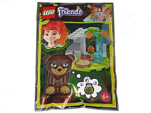 LEGO Amigos Cute Bear Foil Pack Set 561904 (Enbolsado)