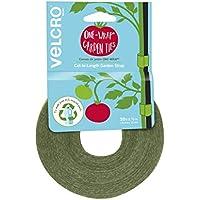Velcro Brand VEL-30071-USA One-Wrap Garden Ties (50 Ft x 1/2 Inch)