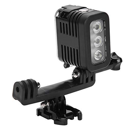 Luce LED subacquea, luce di riempimento verticale a tre modalità, per trasmissione live della telecamera Diving Hero 4 Sports