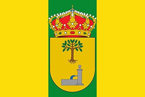 magFlags Bandera Large Paño Rectangular de Proporciones 2 3, formada por Tres Franjas Verticales Iguales | Bandera Paisaje | 1.35m² | 90x150cm