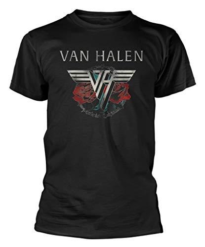 Van Halen '1984 Tour' (Black) T-Shirt (x-Large)
