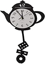 Wall Clock for Living room,Black, RM39