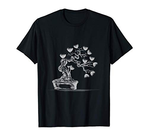 Bonsai Live Tree Bonsai Willows Tree Bonsai Olive Tree T-Shirt