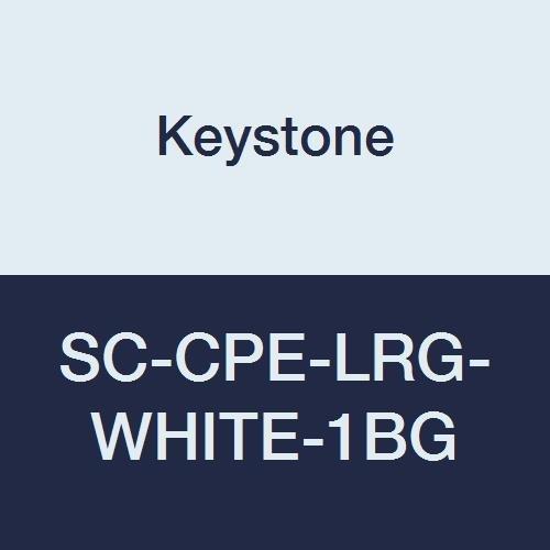 Keystone Selling SC-CPE-LRG-WHITE-1BG Keytone Linked Polyethylene Cross Max 88% OFF