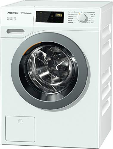 Miele WDB 330 WPS SpeedCare Frontlader Waschmaschine / mit 7 kg Schontrommel für schonendes Waschen...