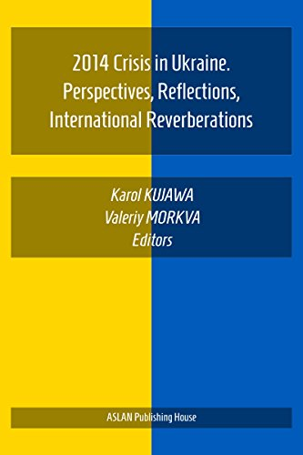 Karol Kujawa and Valery Morkva (ed.), 2014 Crisis in Ukraine: Perspectives, Reflections, International Reverberations, ile ilgili görsel sonucu