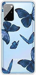 جراب Mylne شفاف لهاتف Samsung Galaxy M31S، جراب واقي بالكامل من السيليكون المرن والناعم والناعم والشفاف والناعم للغاية