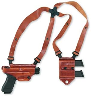Galco Miami Classic II Shoulder System for 1911 5-Inch Colt, Kimber, para, Springfield