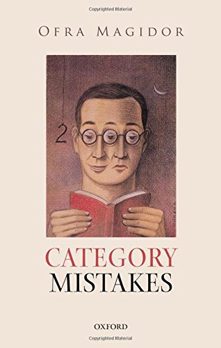 Category Mistakes (Oxford Philosophical Monographs)