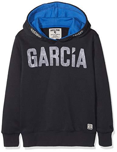 Garcia Kids Jungen T83675 Sweatshirt, Blau (Dark Moon 292), 152