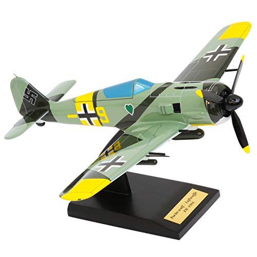 SOCATEC- FW-190A Focke-Wulf, Wood 1/32E, 11777, Grey