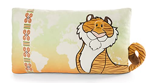 Cojín Rectangular Tigresa Tiger-Lilly 43x25cm