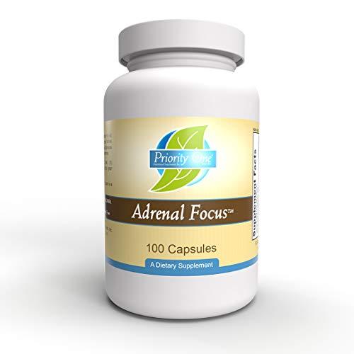 PRIORIDAD One Vitaminas Adrenal Focus 100Cápsulas de apoyo Suprarrenales